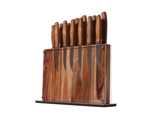 Schmidt Brothers downtown knife set