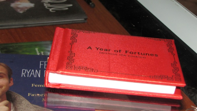 a year of fortunes!