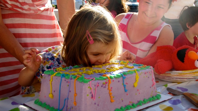 cake face