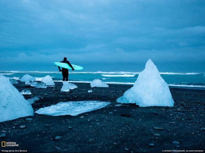 NatGeo: Winter Wetsuit
