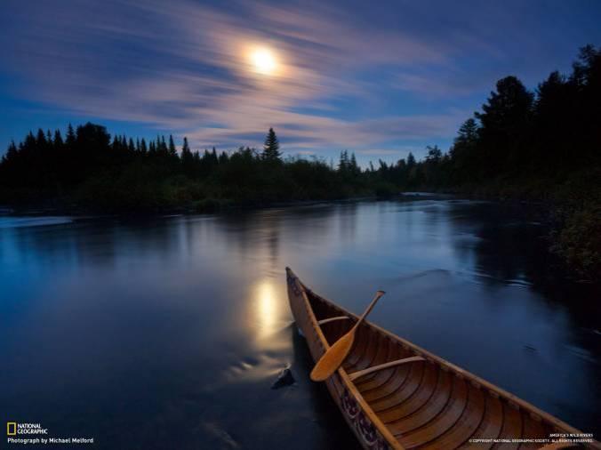 NatGeo: Moonlight Canoe