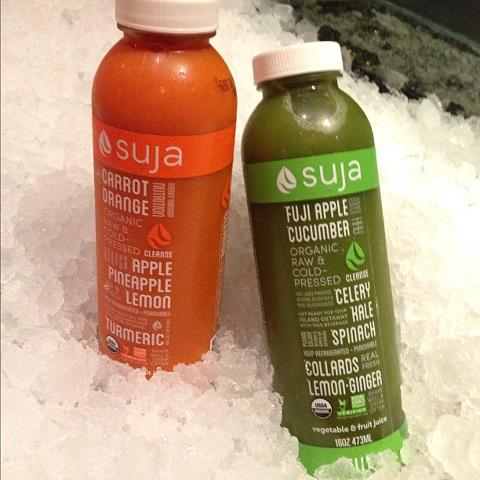 suja on ice