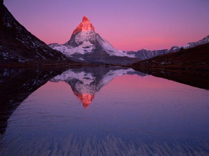 NatGeo: Pink Peaks