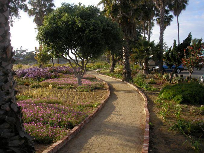 Carpentier Parkway Garden