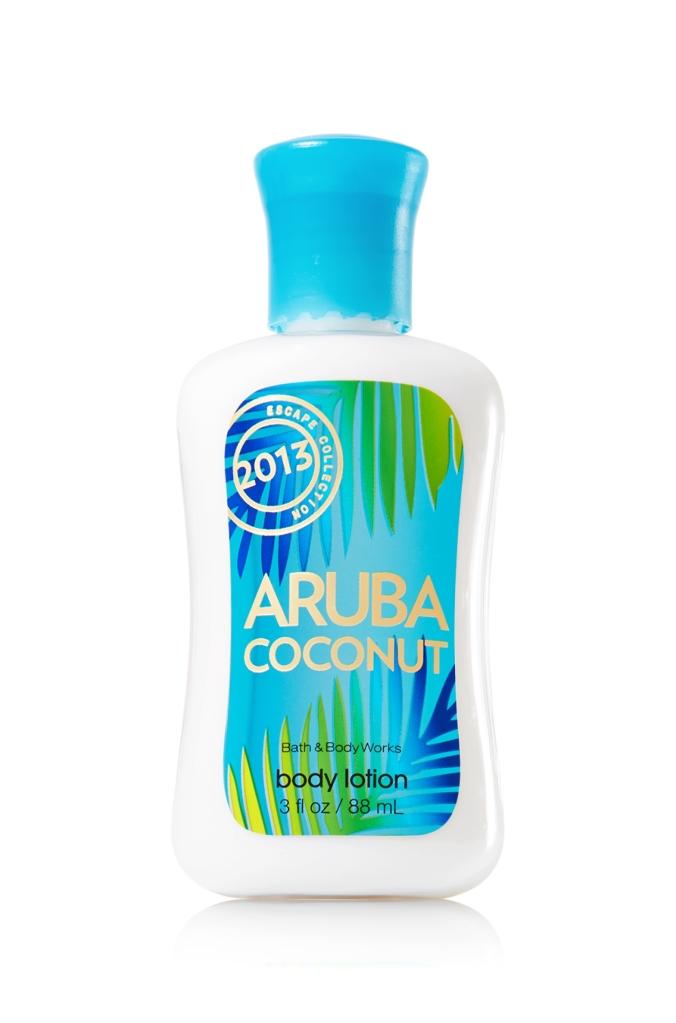B&BW Aruba Coconut Body Lotion