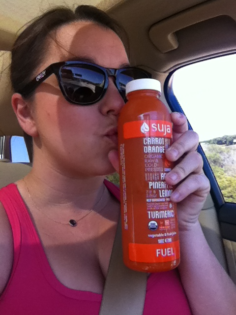 Stock up with Suja, a perfect meal replacement or addition