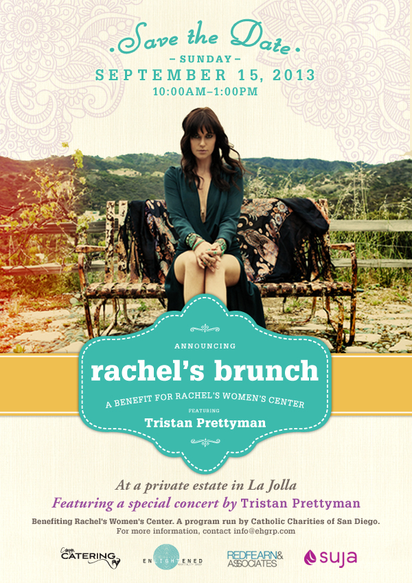 Rachel's Brunch 2013