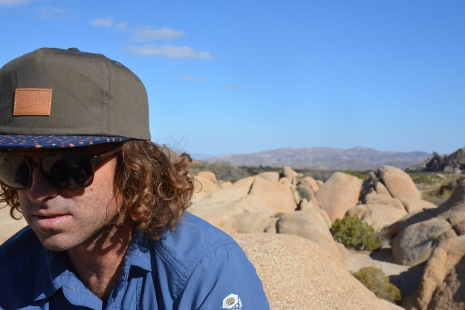 Jumbo Rocks, Joshua Tree