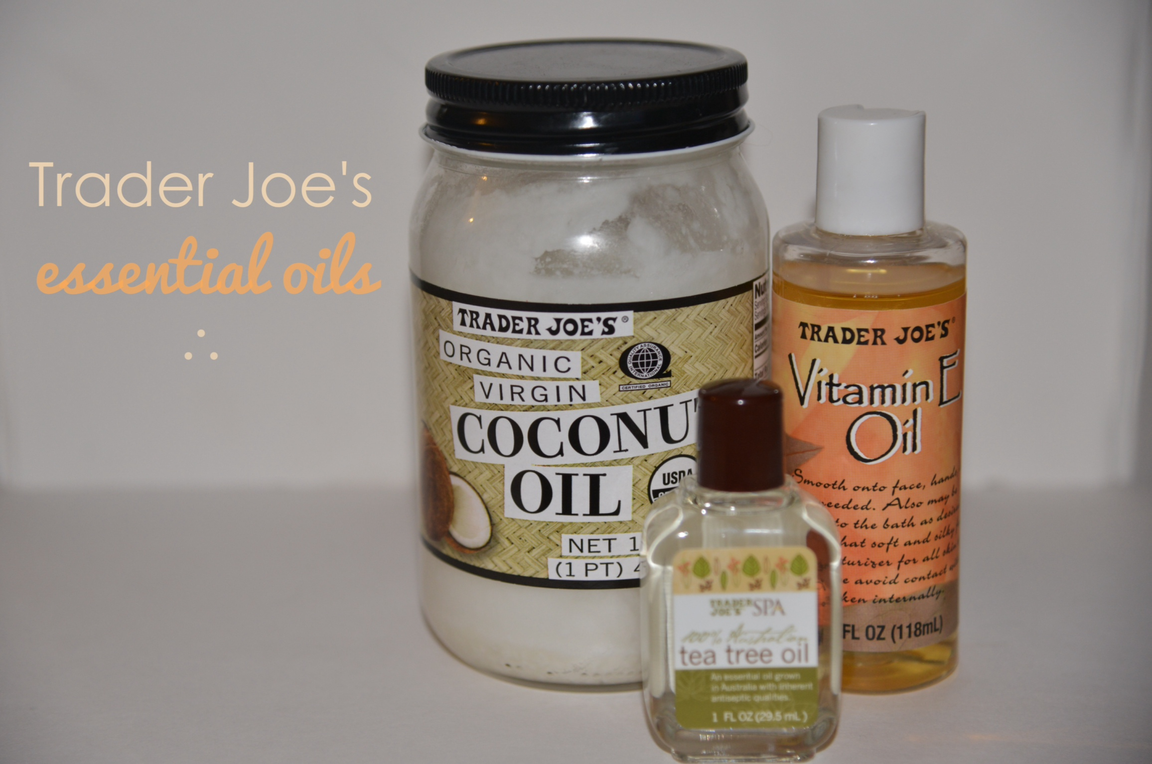 Trader joe s treats oil up where we love is home for Trader joe s fish oil