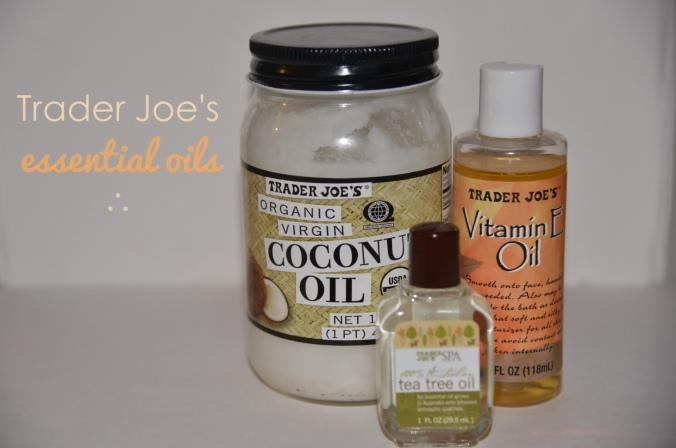 trader joe's essential oils