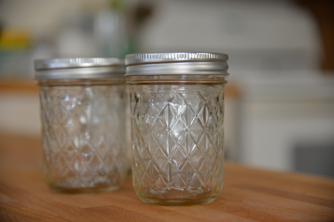 mini ball jars