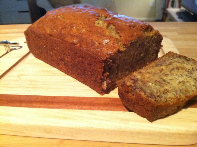 Real Simple Banana Bread