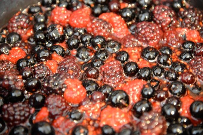 bubblin berries