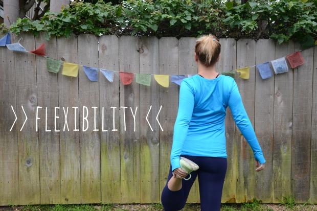 stretching / flexibility