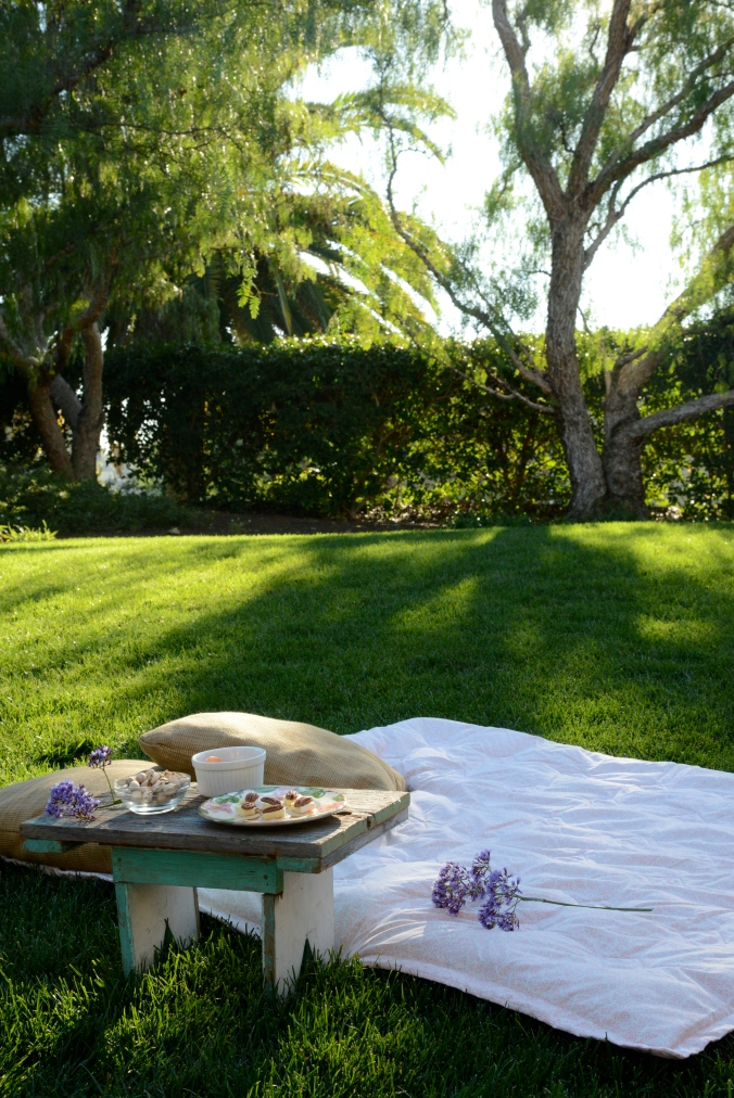 spring equinox picnic